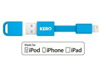 KERO Nomad niebieski dla iPhone, iPad, iPod