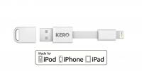 KERO Nomad biały dla Apple iPhone, iPad i iPod